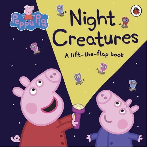 Peppa Pig: Night Creatures İngilizce Hikaye Kitabı