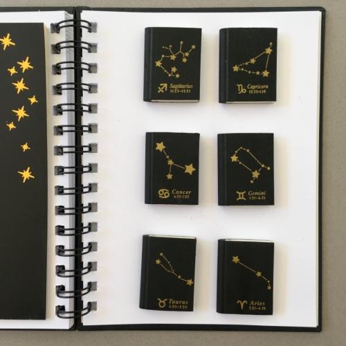 Astroloji Kitabı Silgi