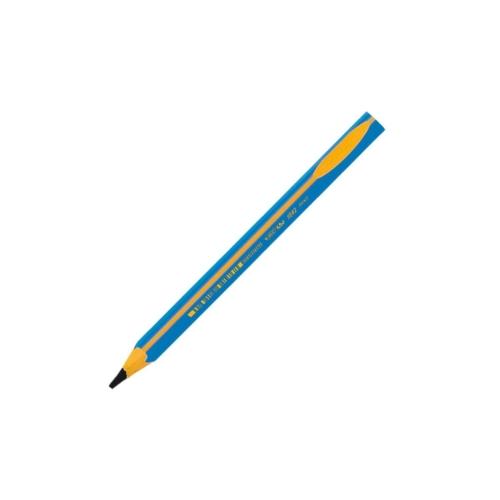 Bic Üçgen Jumbo Alıştırma Kalemi Mavi