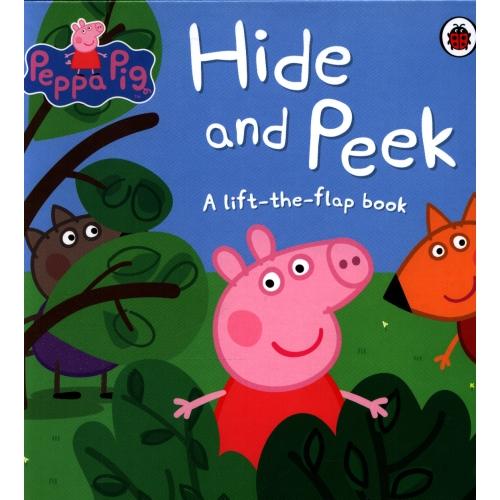 Peppa Pig: Hide and Peek İngilizce Hikaye Kitabı
