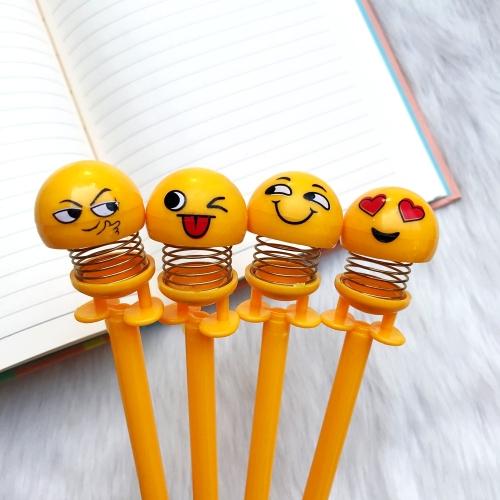Zıplayan Emoji Tükenmez Jel Kalem