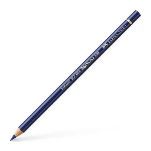 Faber Castell Polychromos Kuru Boya Kalemi Tekli - 247 İndanthrene Blue