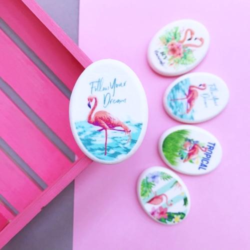 Flamingo Silka Silgi