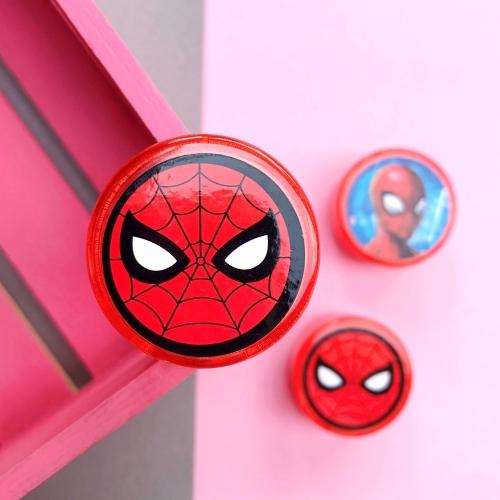 Spiderman Yuvarlak Kalemtıraş