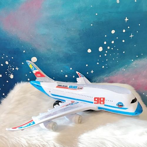 Pasifik Pilli Işıklı Sesli Uçak