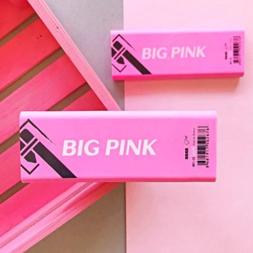 Big Pink Kocaman Silgi