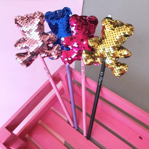 Renk Değiştiren Pullu Ayıcık Kurşun Kalem