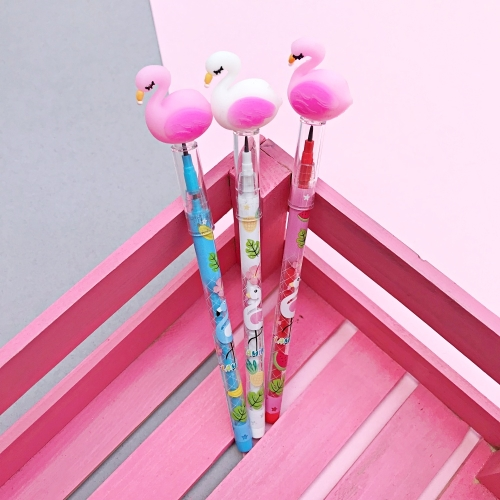 Flamingo Banana Yumurtlayan Kurşun Kalem