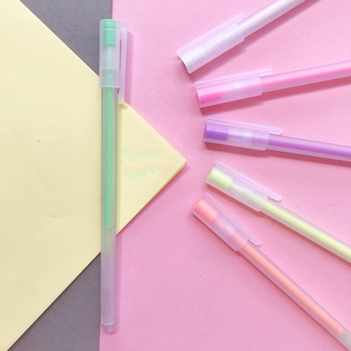 Neon Soft Renkli Jel Kalem- Yeşil
