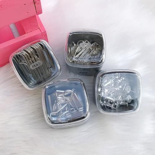 Mas Cubbie Premium 4lü Pvc Kutu - Silver