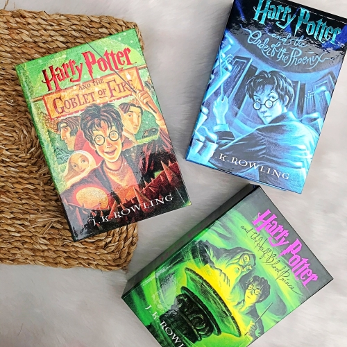 Harry Potter Kitap Şeklinde Kasa
