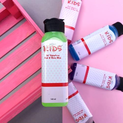 Artdeco Kids 140 Ml Jel Slime Yapıştırıcısı - Yeşil