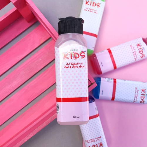 Artdeco Kids 140 Ml Jel Slime Yapıştırıcısı - Şeffaf