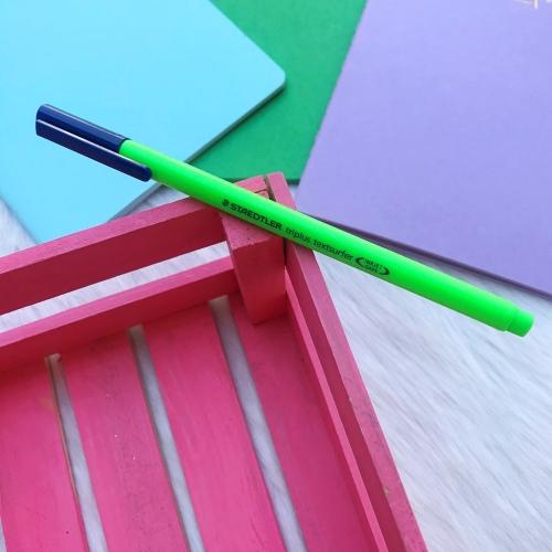Staedtler Triplus Textsurfer İşaretleme Kalemi - Yeşil