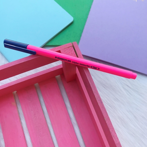 Staedtler Triplus Textsurfer İşaretleme Kalemi - Pembe