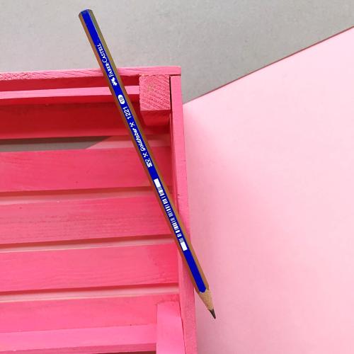 Faber Castell Dereceli Çizim Kalemi - 5B