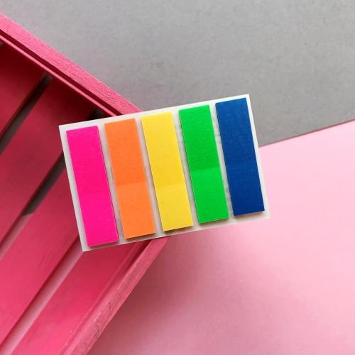 Ana Renkler Yapışkanlı İndeks Ayraç