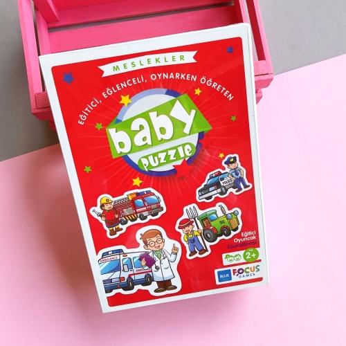 Baby Puzzle - Meslekler