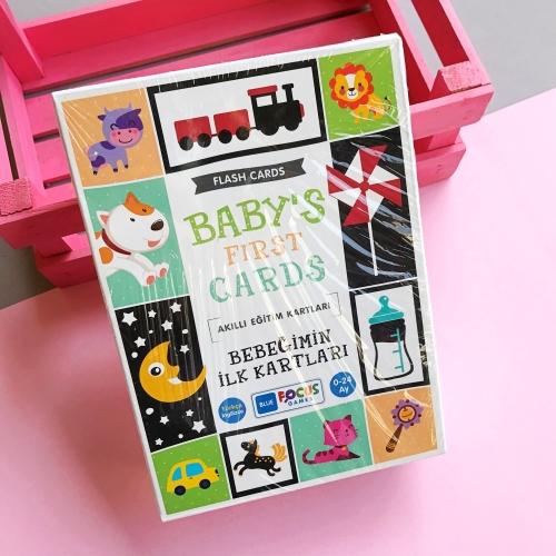 Akıllı Eğitim Kartları - Bebeğimin İlk Kartları