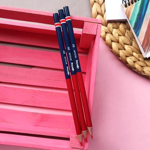 Rotring Kırmızı-Mavi Kopya Kalemi