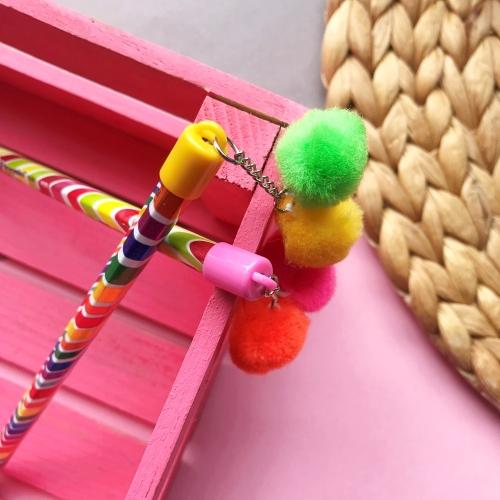 Candy Pon Pon Kurşun Kalem - Bensia
