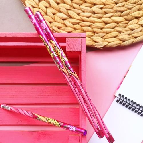 Barbie Taşlı Kurşun Kalem
