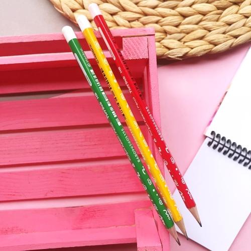 Play Doh Renkli Üçgen Kurşun Kalem