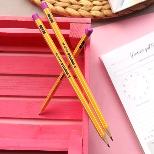 Stabilo Pencil 88 Kurşun Kalem Mor