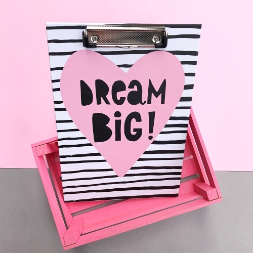 Dream Big A4 Sekreterlik