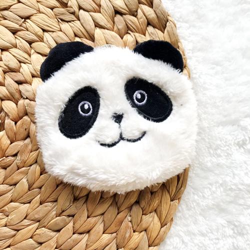 Panda Peluş Bozuk Para Cüzdanı