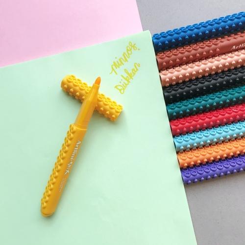 Artline Stix Coloring Marker Keçe Uçlu Kalem - Sarı