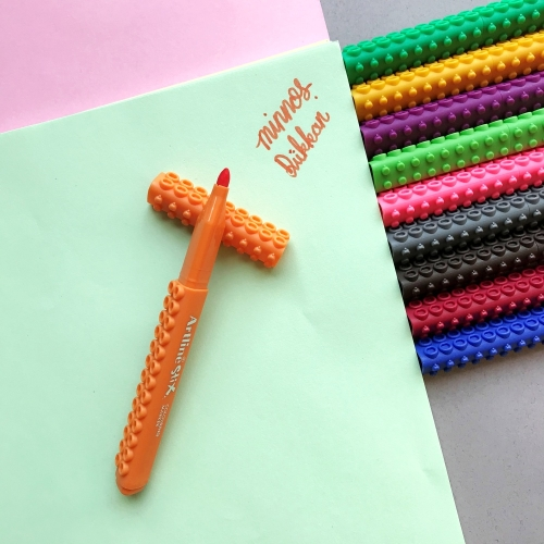Artline Stix Coloring Marker Keçe Uçlu Kalem - Turuncu