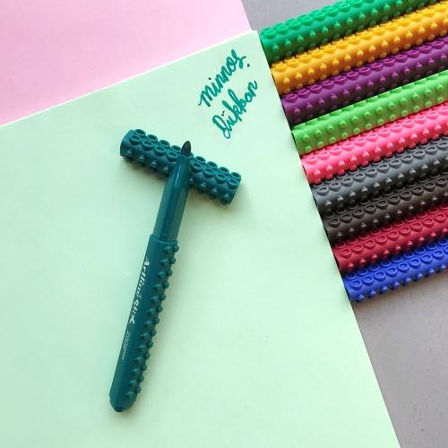 Artline Stix Coloring Marker Keçe Uçlu Kalem - Koyu Yeşil