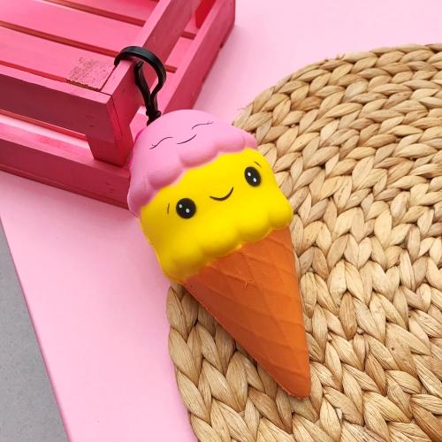 Gülen Dondurma Jumbo Squishy