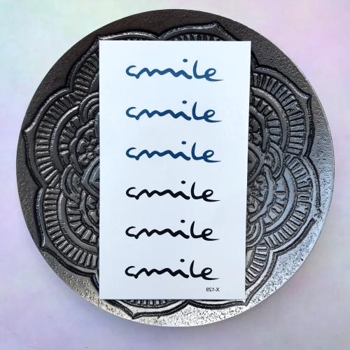 Smile Bilek Geçici Dövme