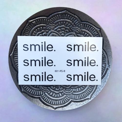 Smile Parmak Geçici Dövme