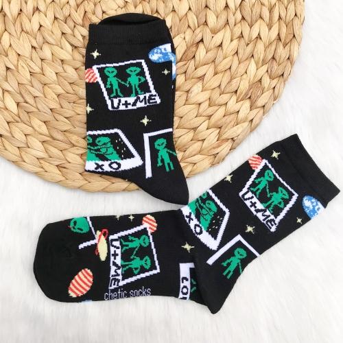 Uzaylı Best Friends Çorap