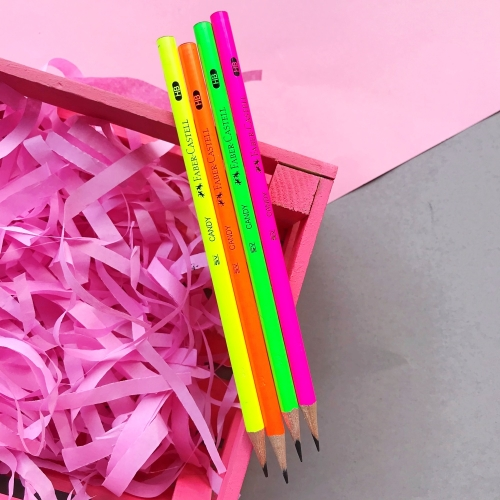 Faber Castell Candy Kurşun Kalem -HB
