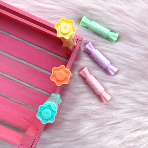 Sweet Candy 6lı Fosforlu Kalem Seti