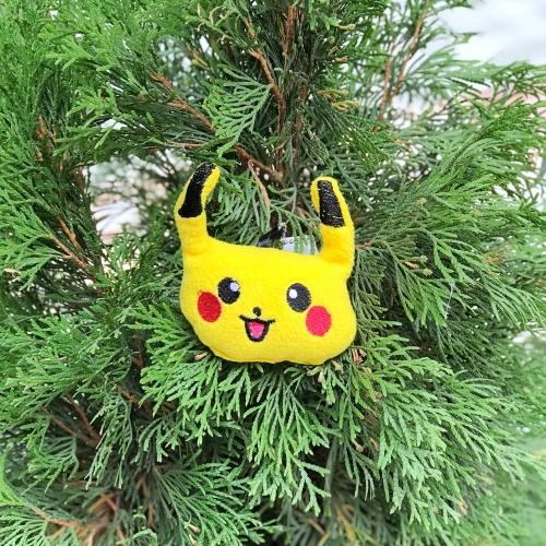 Pikachu Peluş Anahtarlık