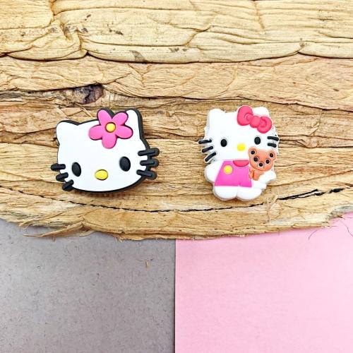 Jibbitz Crocs Terlik Süsü - Hello Kitty