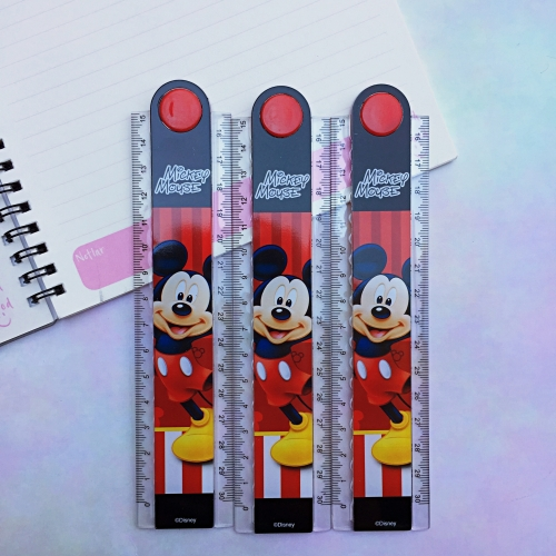 Mickey Mouse 30 cm Katlanan Cetvel