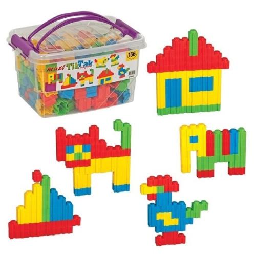 Maksi Tik Tak 156 Parça Lego
