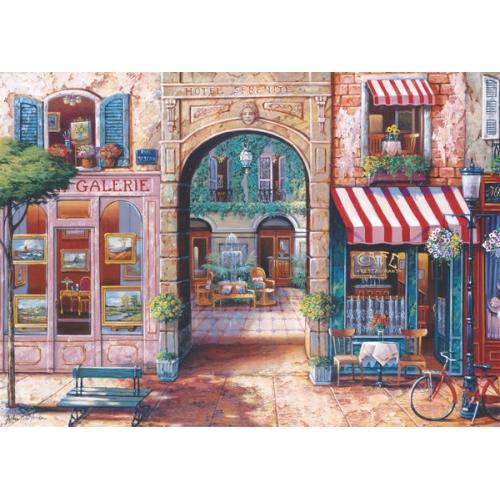 Puzz 1000 Parça Puzzle - Galeri