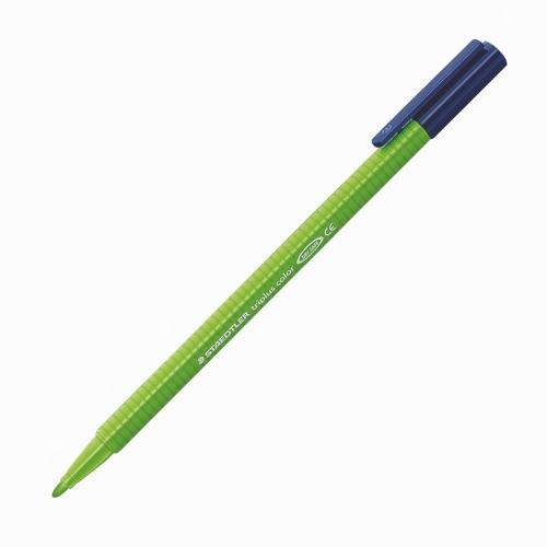 Steadtler Triplus Keçeli Kalem 1.0 mm Açık Yeşil 323-51