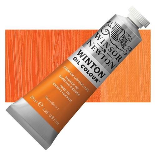 Winsor & Newton Winton Yağlı Boya 37 ml Orange Hue 090