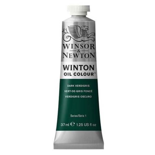 Winsor & Newton Winton Yağlı Boya 37 ml Dark Verdigris