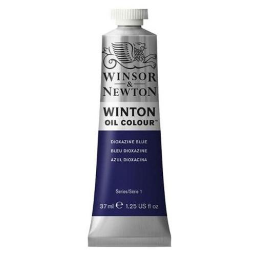 Winsor & Newton Winton Yağlı Boya 37 ml Dioxazine Blue
