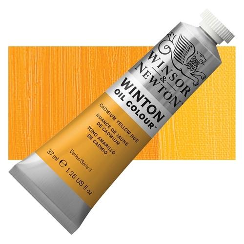Winsor & Newton Winton Yağlı Boya 37 ml Cadmium Yellow Hue 109