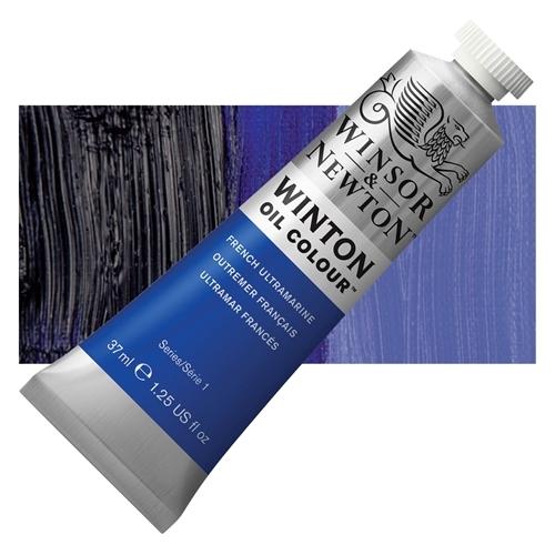 Winsor & Newton Winton Yağlı Boya 37 ml French Ultramarine 21